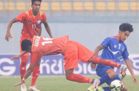 थ्री नेसन्स कपको फाइनलमा नेपाल र बंगलादेश